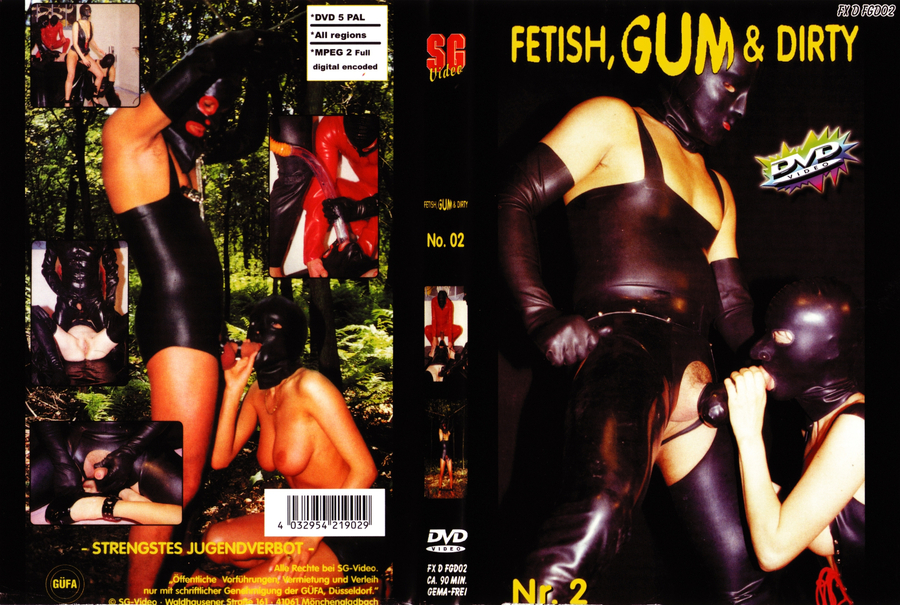 FETISH GUM&DIRTY Vol.2