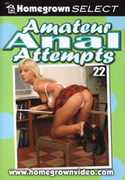 AMATEUR ANAL ATTEMPTS Vol.22